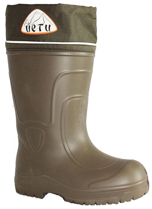 4846a4ddb أحذية الصيد لهذه الشركة ذات جودة عالية. معظم المستخدمين راضون عن أدائهم.  يلاحظ الصيادون خصوصًا صفات مثل مقاومة الصقيع والعزل الحراري الجيد.
